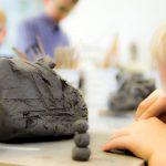 rzeźbienie z gliny