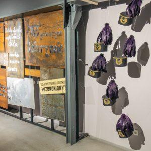 czapki górników