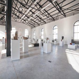 pomieszczenie muzealne