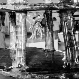 eksponat szklany