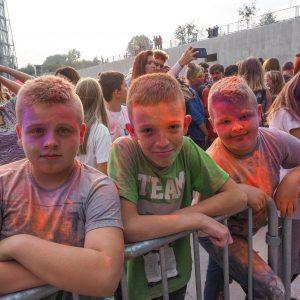 kolorowe dzieci