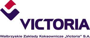 LOGO VICTORIA z nazwą