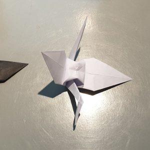 cztery origami