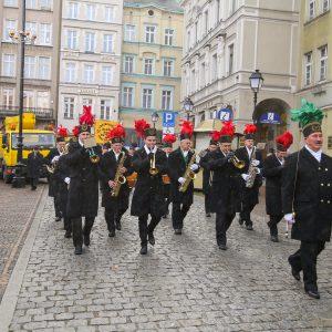 marsz ludzi