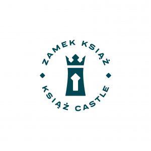 ZAMEK KSIĄŻ logo wersja turkusowa